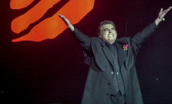 Inauguraron una escultura en homenaje a Sandro por sus 76 años | Música