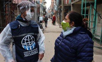 Asistencia humanitaria para más Estado, justicia social y democracia | Crisis mundial