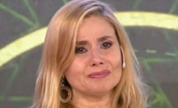 El llanto de Andrea Politti por el final de Corte y Confección | Televisión
