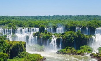 Vuelven a abrir las Cataratas del Iguazú: se abre el Parque Nacional | Coronavirus en argentina