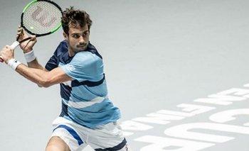 Coronavirus: bajaron al argentino Guido Pella del ATP de Cincinnati | Tenis