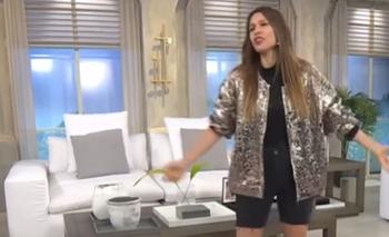 Se calentó Pampita: el enojo por su cambio de horario en NET TV   Televisión