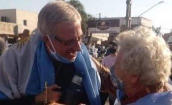 Fue a la marcha, se contagió y ahora pide cuidarse del COVID   Coronavirus en argentina