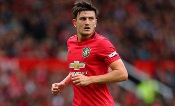 El capitán del Manchester United, a las piñas en Grecia: fue detenido   Fútbol