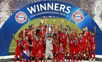 El Bayern Múnich le ganó al PSG y logró un récord | Champions league