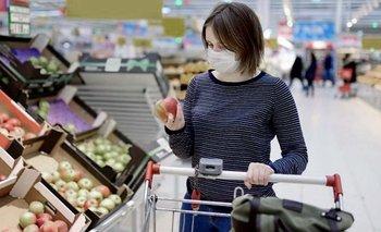 Las ventas en supermercados cayeron por primera vez desde enero | Crisis económica
