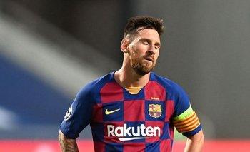 Barcelona recibió un penal y lo pateó Griezmann en lugar de Messi | Lionel messi