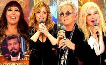 Tinelli anunció un inesperado cambio en el jurado del Cantando | Cantando 2020