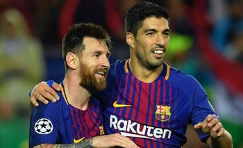 El explosivo mensaje de Messi para despedir a Luis Suárez en Instagram | Fútbol