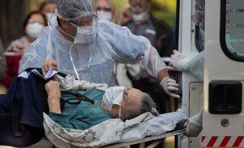 Coronavirus en Argentina: el Gobierno informó 98 nuevas muertes    Coronavirus en argentina