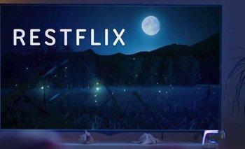 Crean Restflix, una plataforma de streaming para los insomnes | Salud