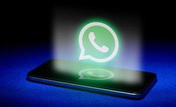WhatsApp permitirá mandar audios sin tocar el celular | Celulares