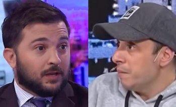 Brancatelli mostró su recibo de sueldo y destrozó a El Dipy  | Intratables