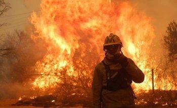 Detienen a cinco jóvenes mientras reavivaban incendios en Córdoba | Incendio forestales