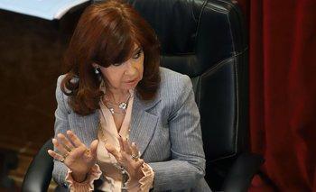 Cristina, durísima: acusó a Cambiemos de paralizar el Congreso | Coparticipación