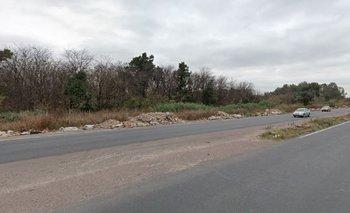 Encuentran calcinado el cuerpo de una mujer en una ruta de El Palomar | Policiales