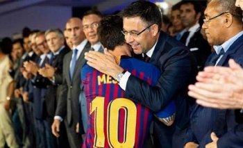 Barcelona: aislaron a Bartomeu por un caso estrecho de coronavirus | Fútbol