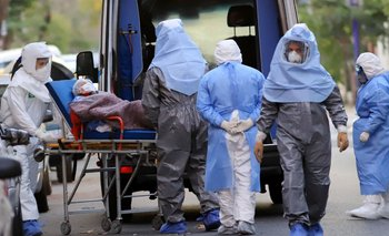 "Científico advirtió que es ""casi inevitable"" llegar a 16 mil muertos   Coronavirus en argentina"