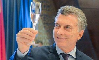 Volvió Macri tras su viaje por Francia y Suiza | Mauricio macri