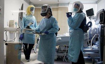 Se registraron 34 nuevos fallecimientos y más de 11 mil contagios   Coronavirus en argentina