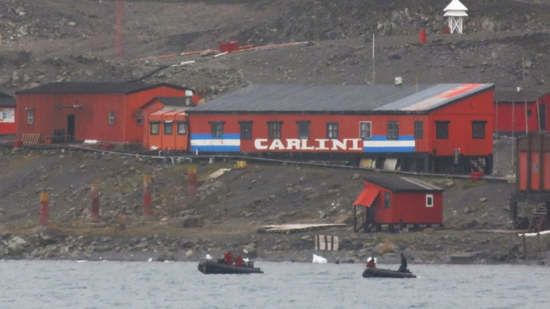 ⚡ El Destape: Fuerte temblor en la Antartida puso en alerta a las bases