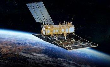Argentina, desde el espacio: las primeras imágenes del SAOCOM 1B | Espacio exterior