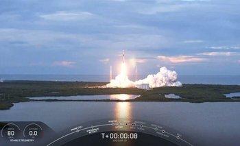 Así fue el lanzamiento del Saocom 1B, el nuevo satélite argentino | Espacio exterior