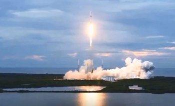 "Salvarezza: ""Nos interesa tener nuestro propio lanzador de satelites"" | Saocom1b"