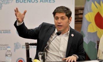 Junto a intendentes de GBA, Kicillof criticó la aperturas de la Ciudad | Coronavirus en argentina