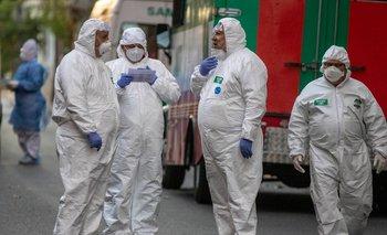 Coronavirus en Argentina: se registraron casi 12 mil casos en un día | Pandemia