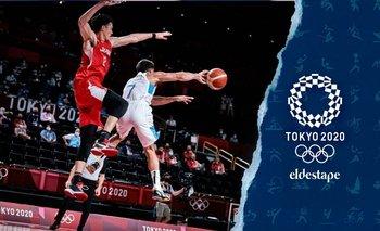 La Selección sacó toda su chapa y pasó a los cuartos de final en Tokio | Juegos olímpicos