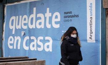 Reporte del COVID-19: más de 2500 contagios en PBA y más de 650 en CABA | Coronavirus en argentina