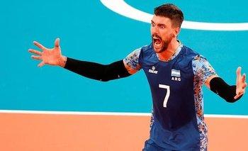 Argentina le ganó a Estados Unidos y avanzó a Cuartos de final   Voley