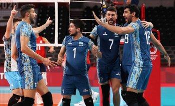 Tras la victoria ante USA, hubo sorteo y Argentina tiene rival | Juegos olímpicos