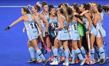 Las Leonas enfrentan a Alemania para continuar con el sueño olímpico | Juegos olímpicos