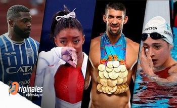 Salud mental en el deporte: de subestimarla a la explosión con Biles | Juegos olímpicos