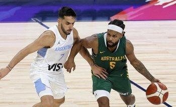 Cuándo juega el básquet de Argentina ante Australia, por los Juegos Olímpicos Tokio 2020 | Tokio 2020