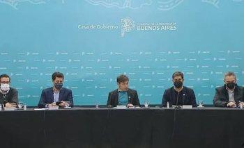 La provincia de Buenos Aires avanza con obras por $2500 millones  | Provincia de buenos aires