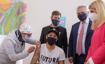 Ciudad y Provincia comienzan a vacunar a adolescentes contra el COVID-19  | Coronavirus en argentina