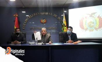 Un nuevo documento derriba la defensa de Macri | Envío de armas a bolivia