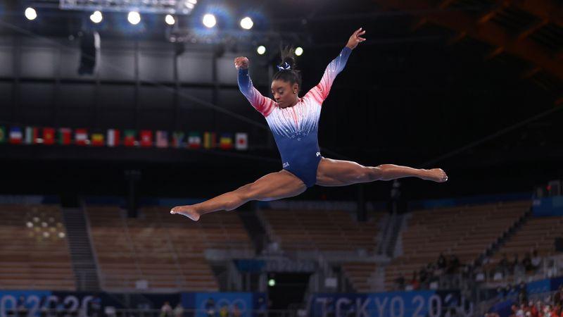 Simone Biles venció a la presión y se llevó el bronce  | Juegos olímpicos