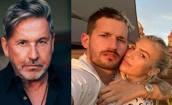 "Montaner dejó afuera de la familia a Stefi Roitman: ""Ella sabe"" | Ricardo montaner"