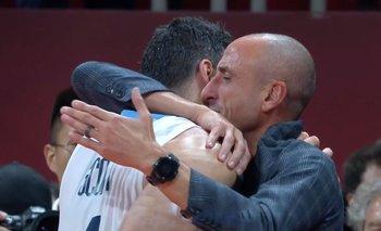 Las emotivas palabras de Ginóbili a Luis Scola tras su retiro | Juegos olímpicos