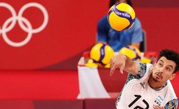 Bruno Lima y una fuerte autocrítica luego de la derrota argentina   Juegos olímpicos