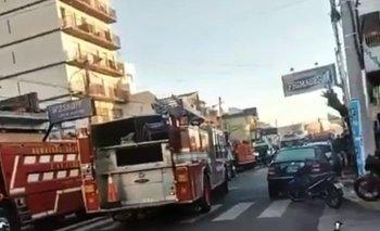 Trágico incendio en edificio de  Caseros: murieron tres bomberos | Incendio