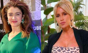 Florencia Peña rompió el silencio sobre su vínculo con Érica Rivas   Farándula