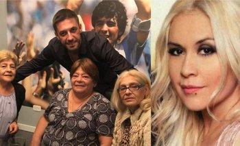 Verónica Ojeda destrozó a las hermanas de Maradona | Verónica ojeda