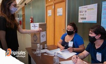 Cómo es el protocolo para votar en medio de la pandemia | Elecciones 2021