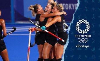 ¡Otra vez Las Leonas! Le ganaron a India y van por la medalla de oro | Juegos olímpicos