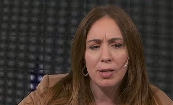 "Vidal, sobre la crisis que dejó del macrismo: ""Ya pasamos esa etapa"" | Macri presidente"
